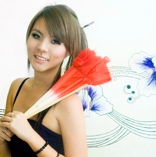 shoot 18s : Chinese New Year.Valentines Look 2010